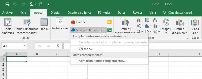 Instalar complemento Administrador de Facebook Ads para Excel